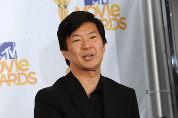 Ken Jeong 2010 MTV Movie Awards - Press Room