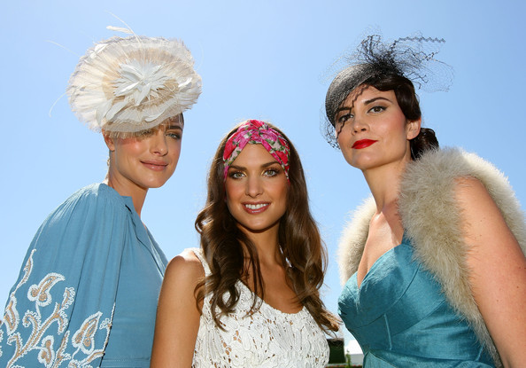 2010 Melbourne Cup Carnival Launch