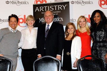 Katie Harman 2010 Miss America Pageant Judges News Conference