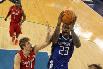 Amare Stoudemire Steve Nash 2010 NBA All Star Game