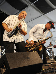 Kirk Whalum 2010 New Orleans Jazz & Heritage Festival Presented By Shell - Day 2