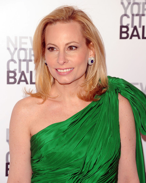 Gillian Miniter Gillian Miniter attends the 2010 New York City Ballet Spring Gala at the David H. Koch Theater, Lincoln Center on April 29, 2010 in New York City.