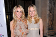 Allison Brod and Rebekah McCabe attend the 2010 Turnaround For Children benefit dinner at The Plaza Hotel on April 13, 2010 in New York City.