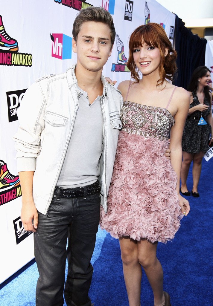is garrett backstrom dating bella thorne 2012