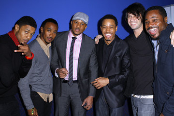 Hosea Chanchez Pooch Hall 2011 BET Networks Upfront