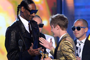 Snoop Dogg and Justin Bieber Photos Photo