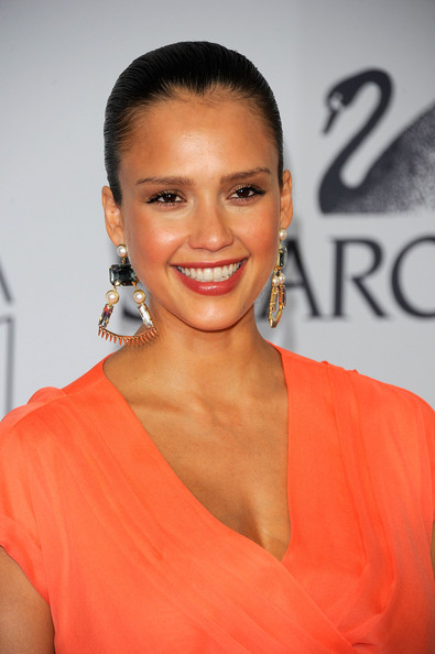 Actress Jessica Alba attends the 2011 CFDA Fashion Awards at Alice Tully Hall, Lincoln Center on June 6, 2011 in New York City.