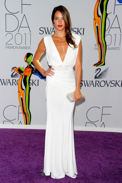 Angela Bellotte attends the 2011 CFDA Fashion Awards at Alice Tully Hall, Lincoln Center on June 6, 2011 in New York City.