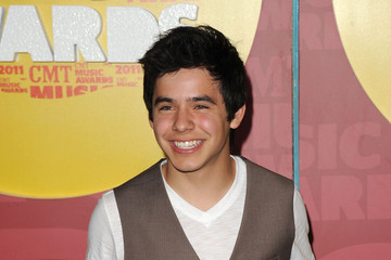 David Archuleta 2011 CMT Music Awards - Arrivals