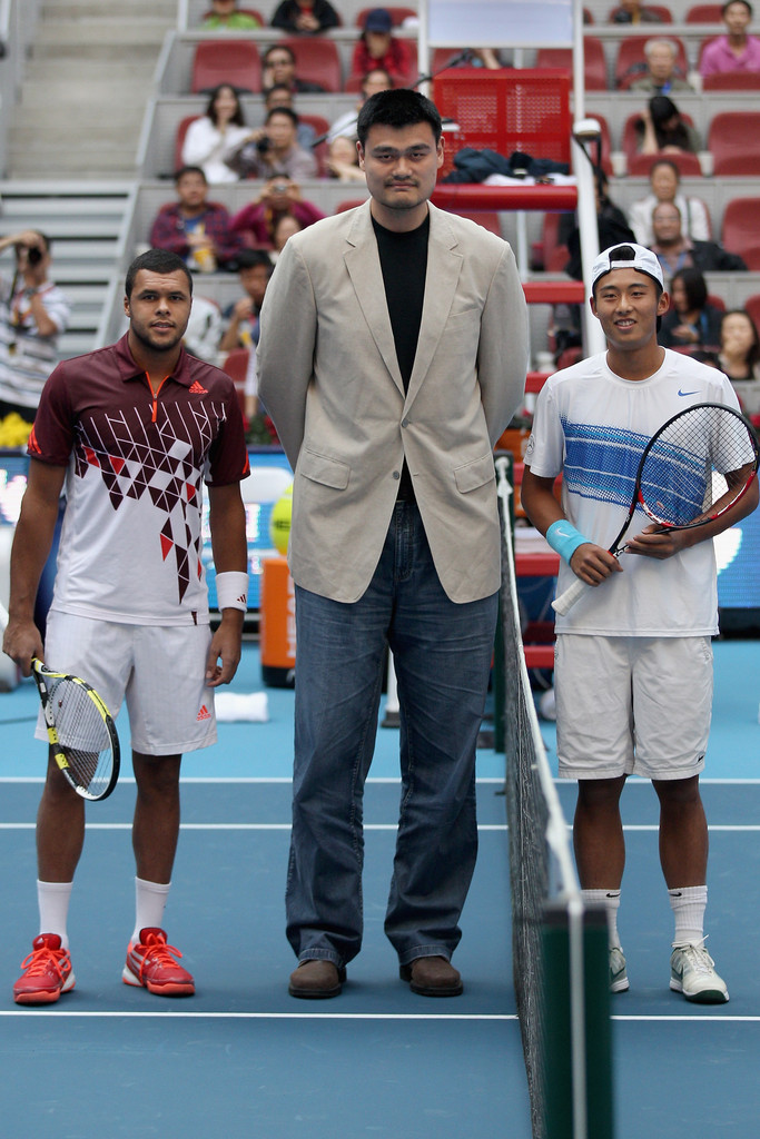 ¿Cuánto mide Yao Ming? - Altura - Real height 2011+China+Open+Day+6+tcRVIFTuGvxx