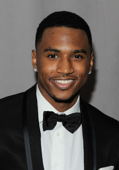 Trey Songz in 2011 FiFi Awards - Inside Arrivals - Zimbio
