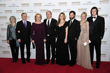 Mamie Gummer 2011 Kennedy Center Honors Gala Dinner