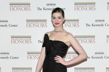 Anne Hathaway 2011 Kennedy Center Honors Gala Dinner