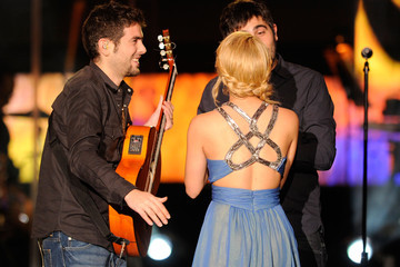 Jose Manuel Munoz 2011 Latin Recording Academy Person Of The Year Honoring Shakira - Show