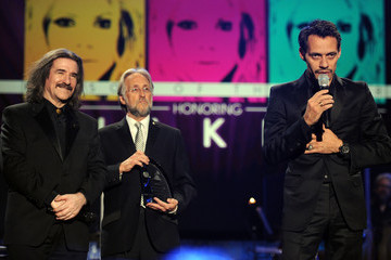 Neil Portnow Luis Cobos 2011 Latin Recording Academy Person Of The Year Honoring Shakira - Backstage And Audience