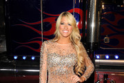 Wrestler Kelly Kelly arrives at the 2011 Maxim Hot 100 Party with New Era, Miller Lite, 2(x)ist and Silver Jeans Co. held at Eden on May 11, 2011 in Hollywood, California.