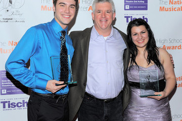 Gregory Jbara 2011 National High School Musical Theater Awards - After Party