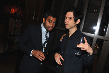Nick Zinner 2011 New Yorker Festival Party Hosted By David Remnick