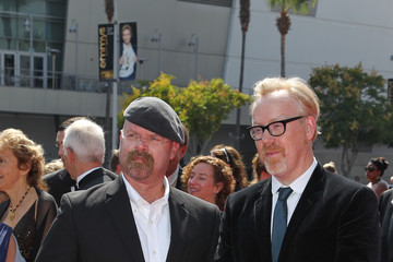 Jamie Hyneman 2011 Primetime Creative Arts Emmy Awards - Arrivals