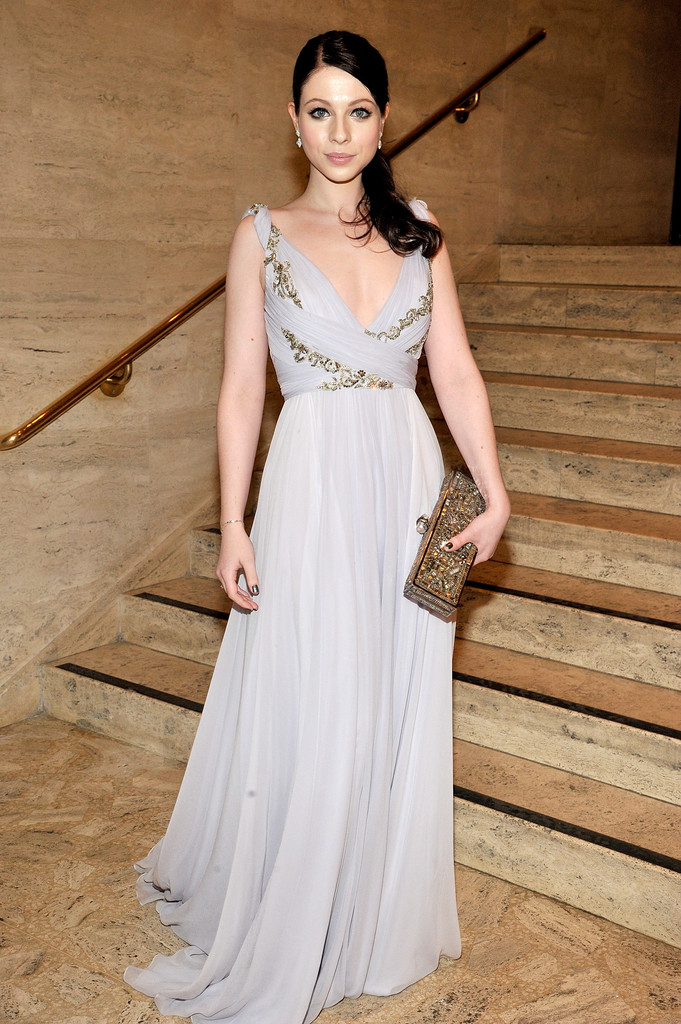 Michelle trachtenberg photos 2011 school of american for Formal dresses for winter wedding
