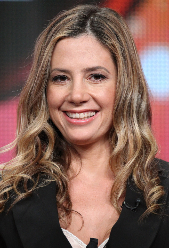 Mira Sorvino In 2011 Summer Tca Tour - Day 5