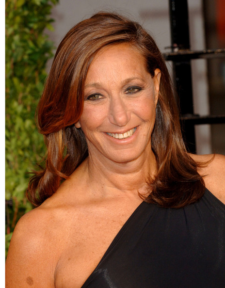 Donna Karan In 2011 Vanity Fair Oscar Party Hosted By