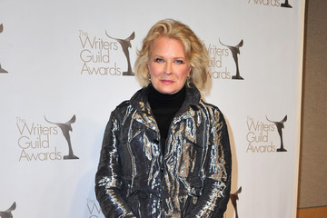 Candace Bergen 2011 Writers Guild Awards - Press Room