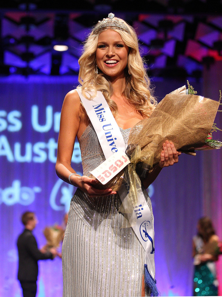 2012 miss universe australia crowning ceremony