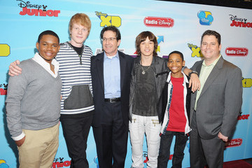 Leo Howard 2012-13 Disney Channel Worldwide Kids Upfront