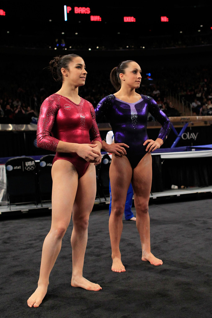 Aly Raisman Photos 2012 At Amp T American Cup 1624 Of 1680