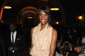Catherine Kallon 2012 Art of Elysium Heaven Gala - Inside