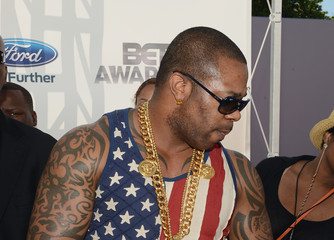 Trevor Tahiem Smith 2012 BET Awards - Red Carpet