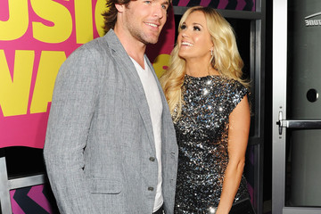Mike Fisher Carrie Underwood 2012 CMT Music Awards - Red Carpet