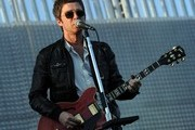 Noel Gallagher and Radiohead Photos Photo