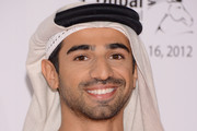 Director Abdulla Al Kaabi attends the Dubai International Film Festival and IWC Schaffhausen Filmmaker Award Gala Dinner and Ceremony at the One and Only Mirage Hotel on December 10, 2012 in Dubai, United Arab Emirates.