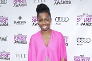 Actress Adepero Oduye attends the  2012 Film Independent Filmmaker Grant And Spirit Awards Nominees Brunch at BOA Steakhouse on January 14, 2012 in West Hollywood, California.