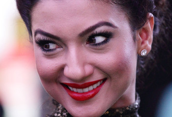 Gauhar Khan 2012 IIFA Awards - Day 3