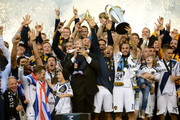 Landon Donovan and Bruce Arena Photos Photo