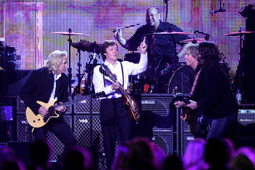 Abe Laboriel 2012 MusiCares Person Of The Year Tribute To Paul McCartney - Concert