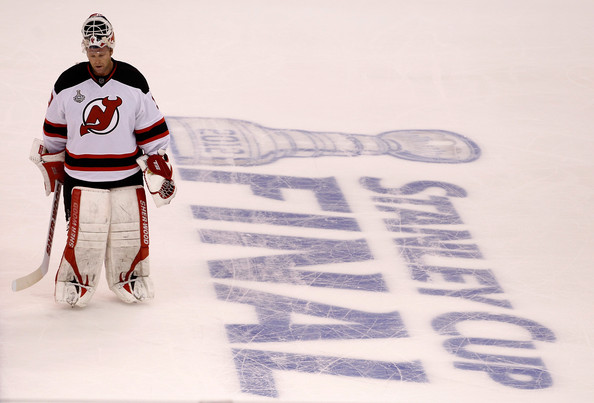 Martin Brodeur In 2012 Nhl Stanley Cup Final Game Four 26 Of 29