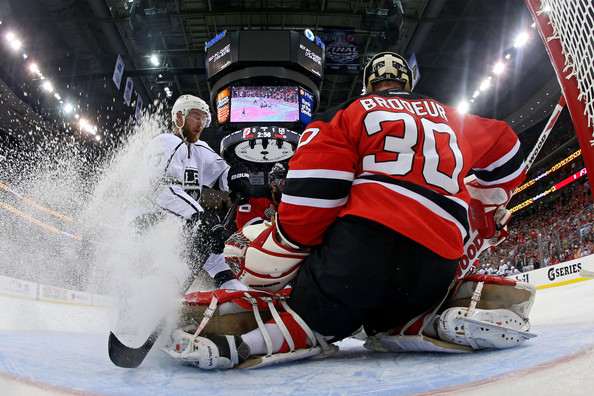 a7972c189 Martin Brodeur in 2012 NHL Stanley Cup Final - Game Two - Zimbio