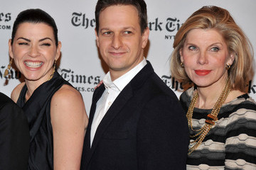 """Julianna Margulies Josh Charles 2012 NY Times Arts & Leisure Weekend - TimesTalks With The Cast Of """"The Good Wife"""" & Errol Morris"""