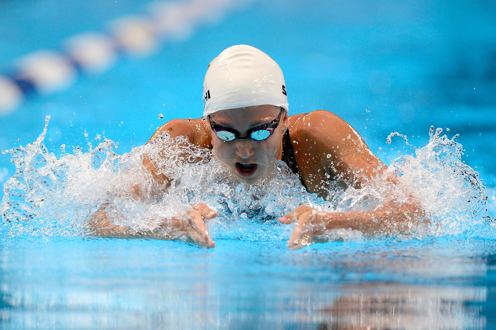 image gallery of olympic swimming breaststroke