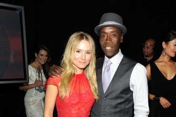 Kristen Bell Don Cheadle 2012 People's Choice Awards - Backstage And Audience