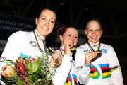 Laura Trott and Danielle King Photos Photo