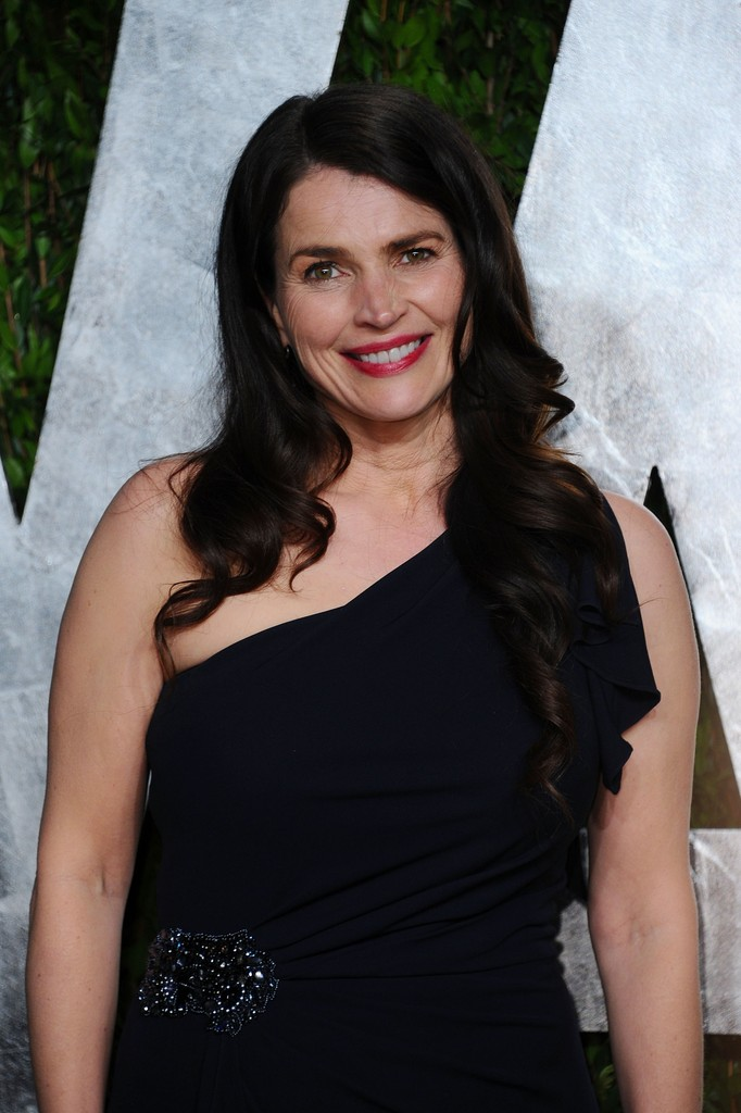 Julia Ormond Height Weight Body Measurements Bra Size Age: 2012 Vanity Fair Oscar Party