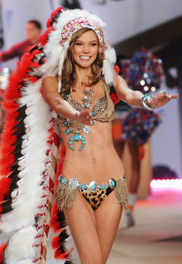 7daf73fe3f Indian Headdress  Removed from 2012 Victoria s Secret Fashion Show ...