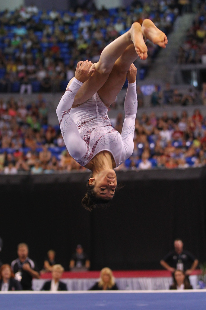 Aly Raisman Photos 2012 Visa Championships Day 4
