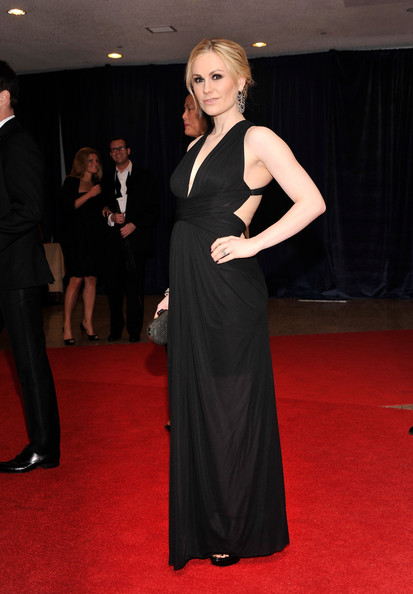 Anna Paquin attends the 98th Annual White House Correspondents' Association Dinner at the Washington Hilton on April 28, 2012 in Washington, DC.