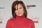 """Caroline Manzo attends the 2012 """"Woman's Day"""" Red Dress Awards at Jazz at Lincoln Center on February 15, 2012 in New York City."""